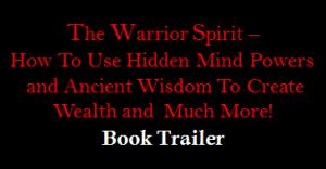 Book Trailer for The Warrior Spirit